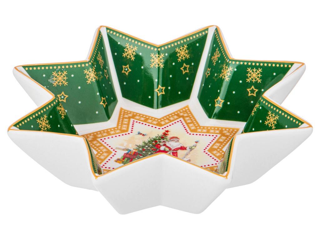 Салатник Lefard Christmas Collection 17x4cm 85-1625