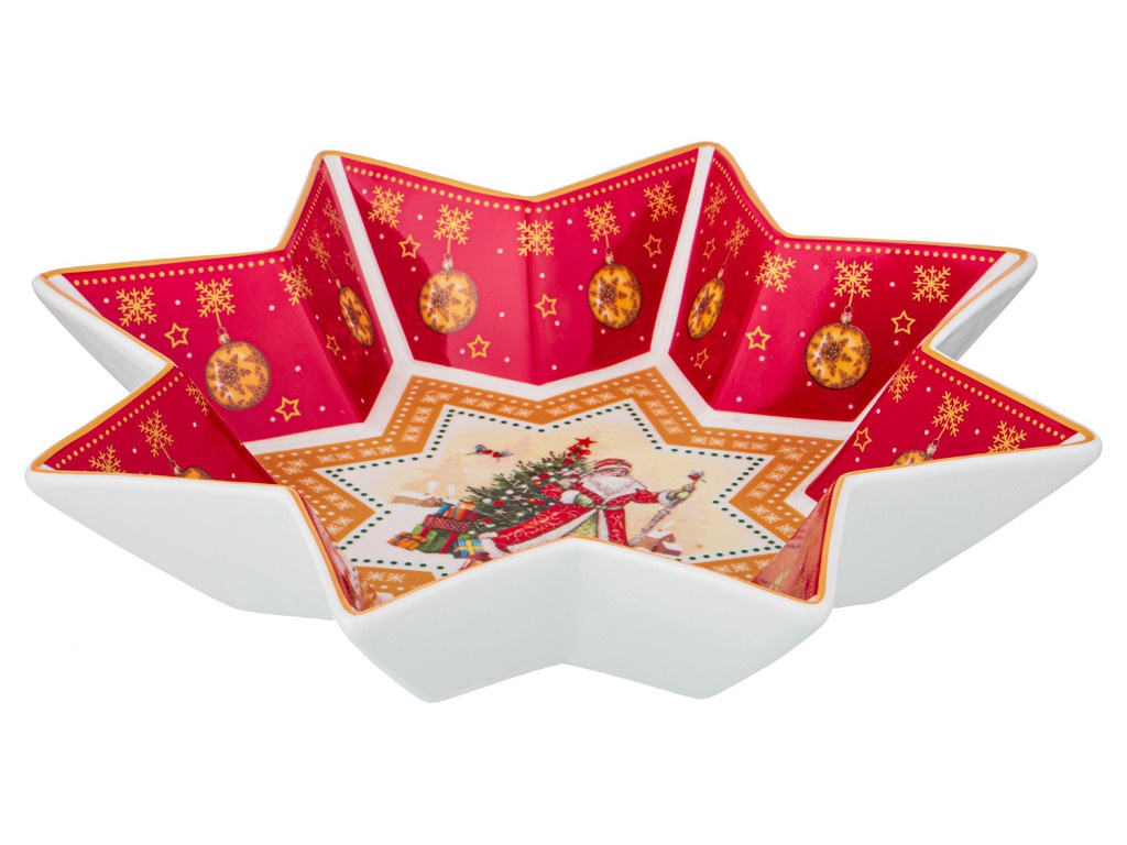Салатник Lefard Christmas Collection 26x5cm 85-1624