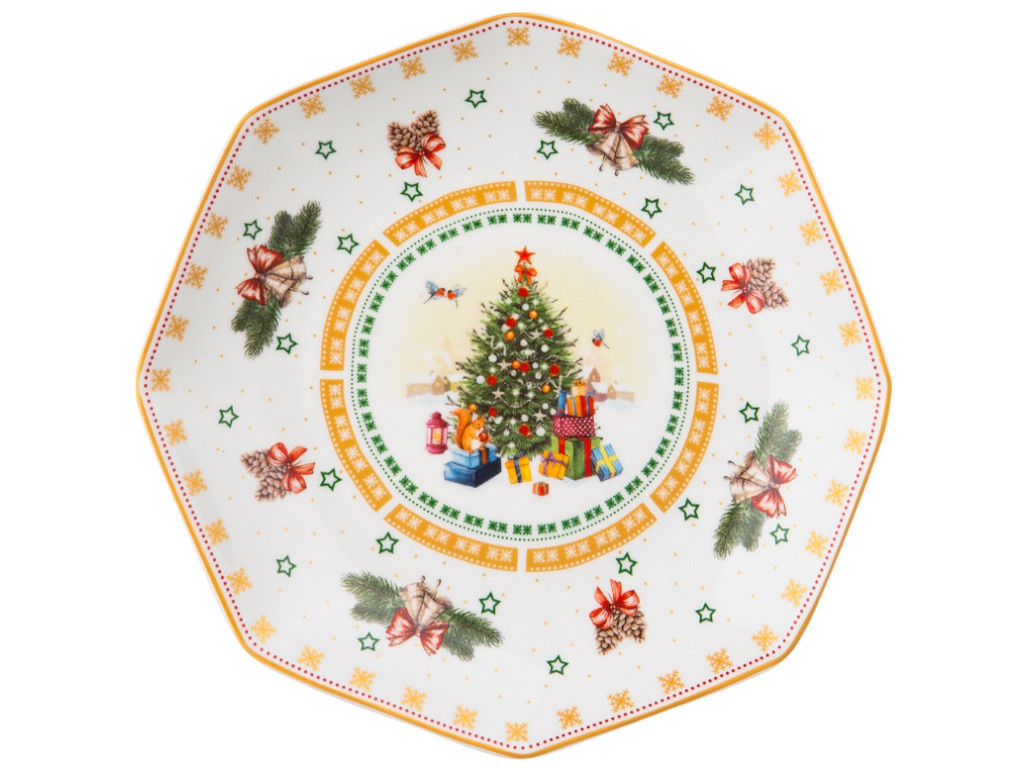Блюдо малое Lefard Christmas Collection 18.5cm 85-1622
