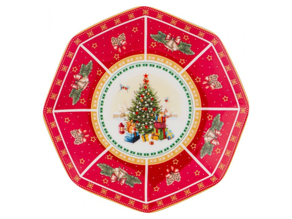 Блюдо малое Lefard Christmas Collection 18.5cm 85-1621