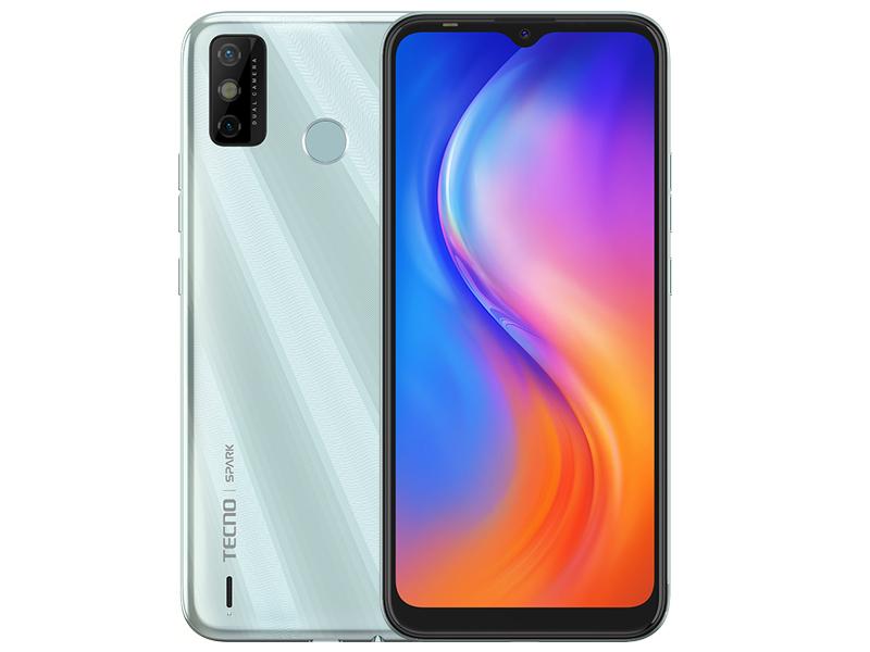 Сотовый телефон TECNO Spark 6 Go 2/32GB Mystery White недорого