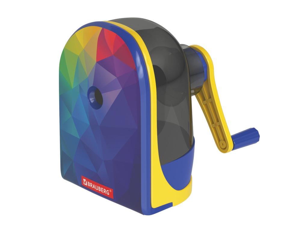 Точилка Brauberg Multicolor 228489