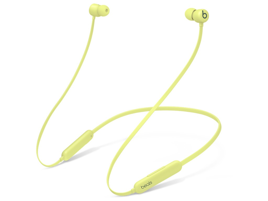 Наушники Beats Flex All-Day Wireless Yellow