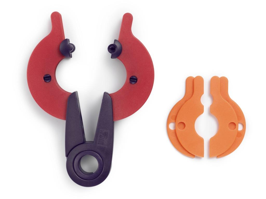 Приспособление для изготовления помпонов Prym 2 размера d-3.5/5cm 624180