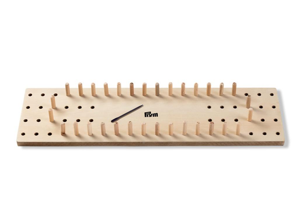 Основа для плетения на колышках Prym Loom Maxi прямоугольная 624158