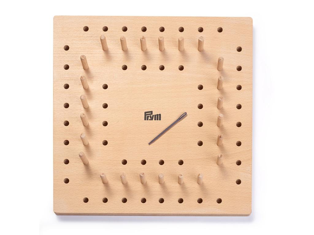 Основа для плетения на колышках Prym Loom Maxi квадратная 624157