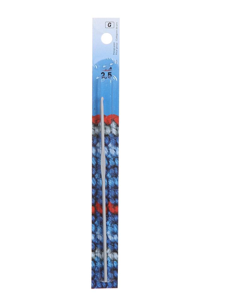 Крючок для вязания Prym 2.5mm/15cm 195136
