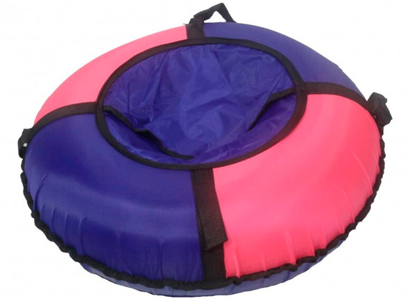 Тюбинг Polytube Эконом 70cm Blue-Pink PT07004