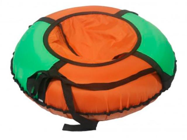 Тюбинг Polytube Эконом 70cm Orange-Green PT07006