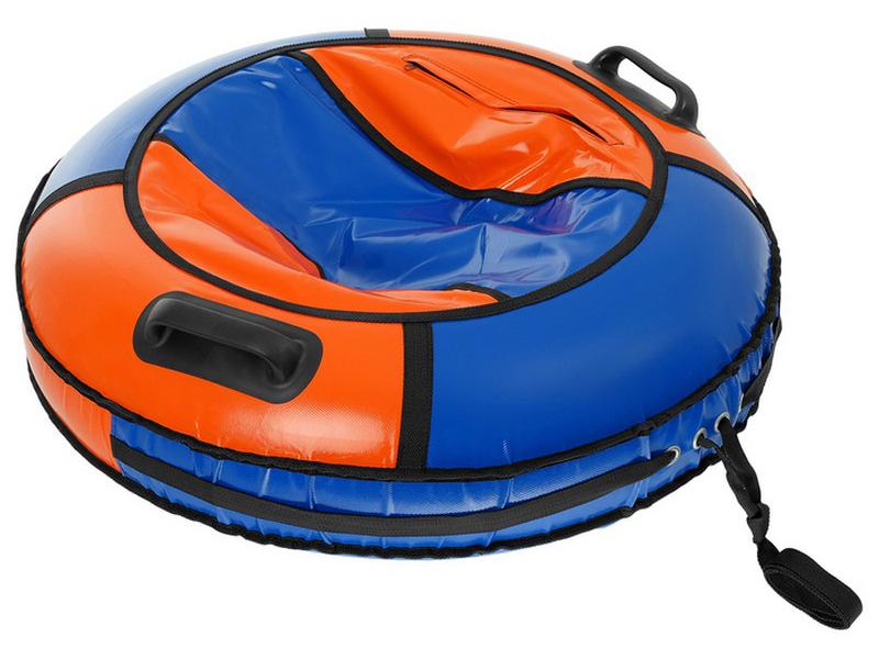 Тюбинг Polytube Комфорт 100cm Blue-Orange PT10091