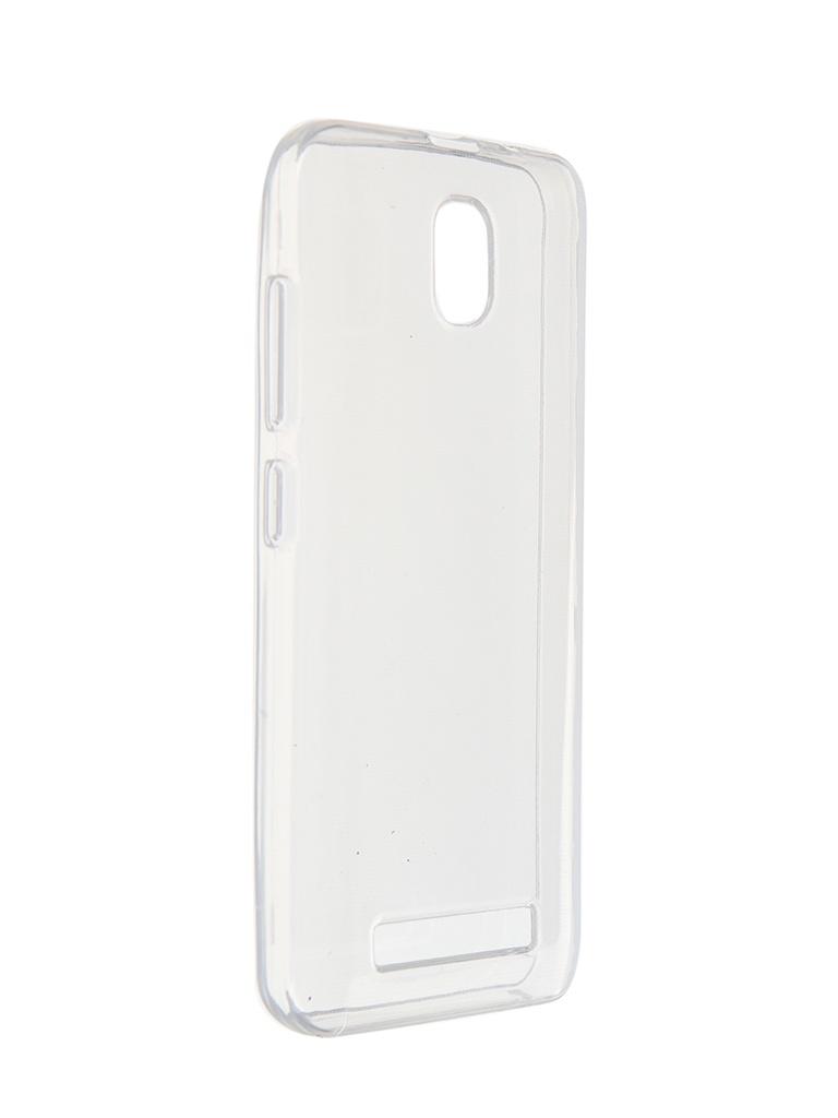 Чехол для BQ 5047L Like Silicone Transparent