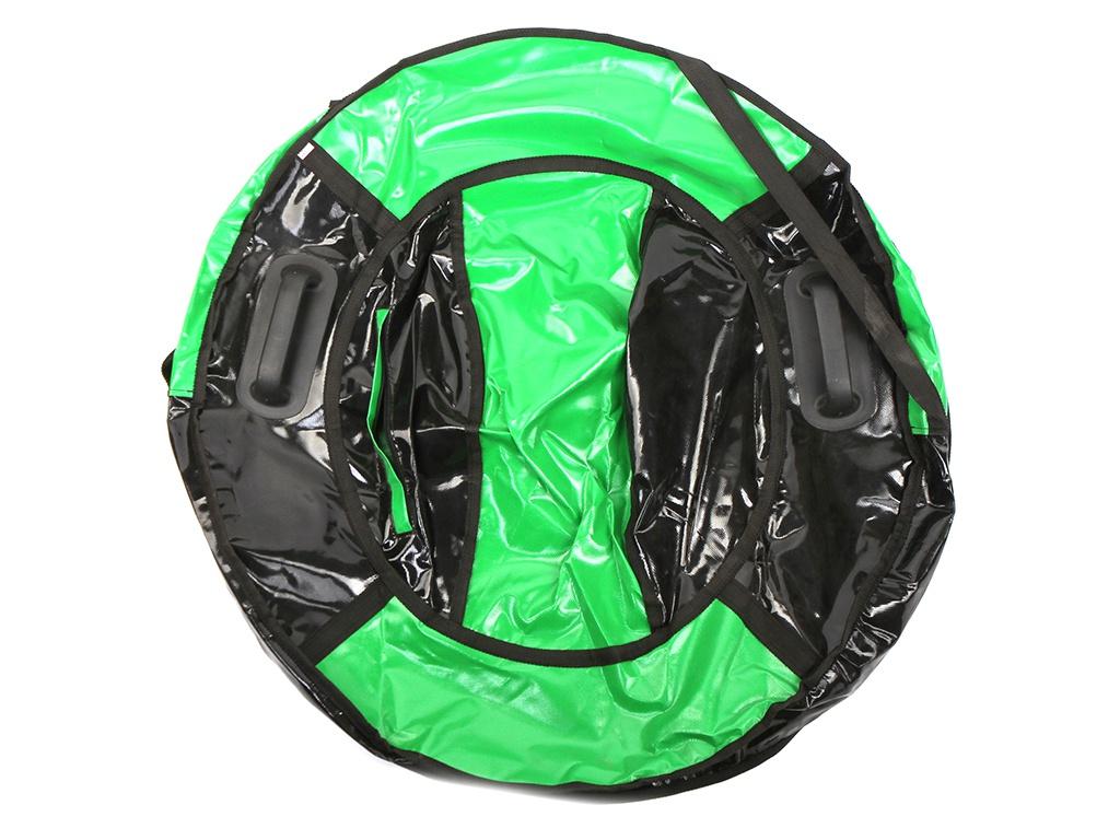 Тюбинг Polytube Комфорт 90cm Green-Black PT09081