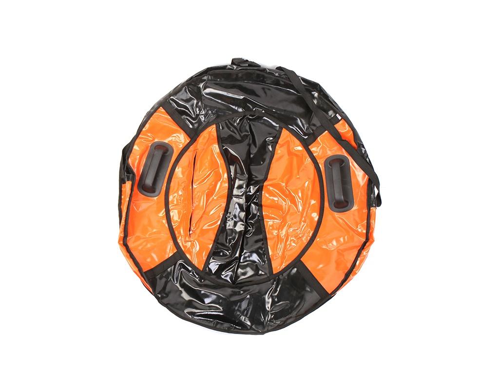 Тюбинг Polytube Комфорт 90cm Black-Orange PT09087