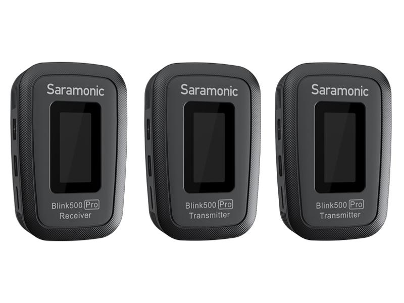 Радиосистема Saramonic Blink500 Pro B2 (TX+TX+RX)