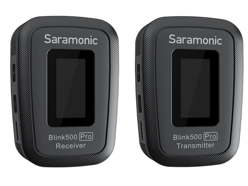 Фото - Радиосистема Saramonic Blink500 Pro B1 (TX+RX) модуль d link 330r 10km a1a wdm sfp трансивер с 1 портом 1000base bx u tx 1310 нм rx 1550 нм для одномодового оптического кабеля до 10 км