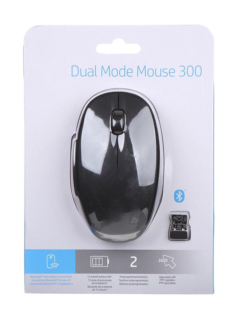 Мышь HP Dual Mode Mouse 300 6CR71AA