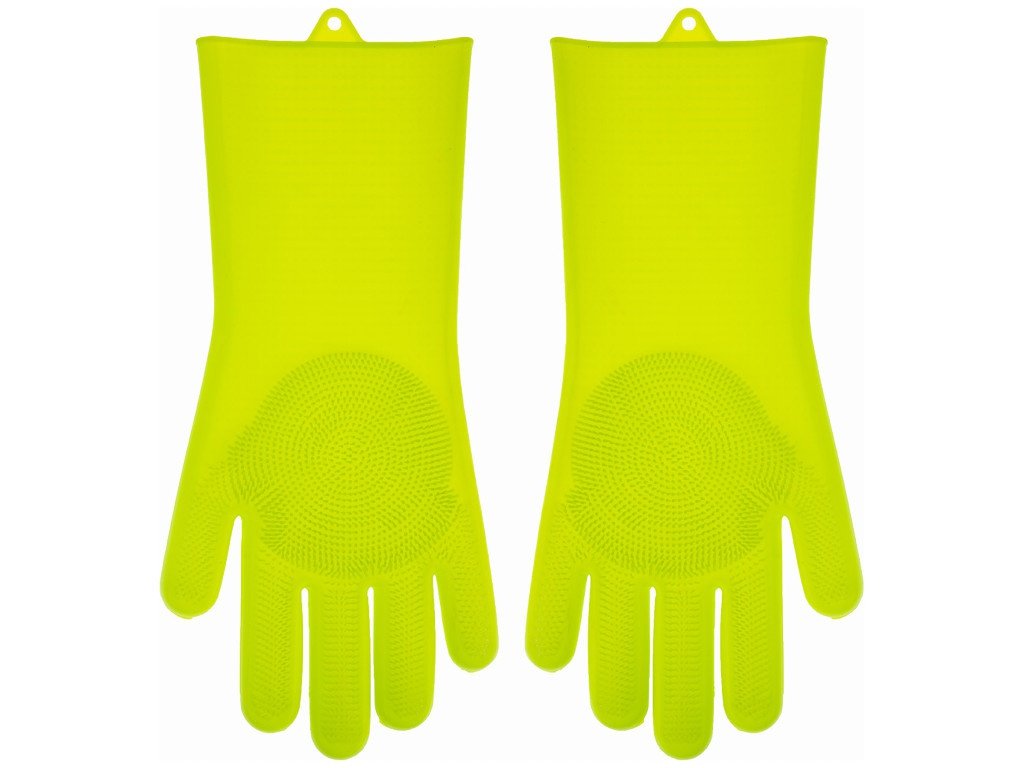 Силиконовые перчатки Agness 923-114