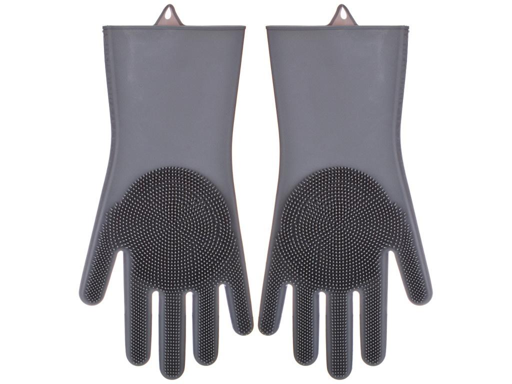 Силиконовые перчатки Agness 923-113