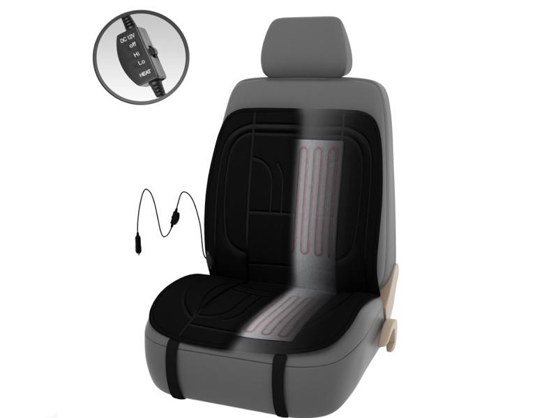 Подогрев сиденья PSV H1 2-х режимный Black 130748