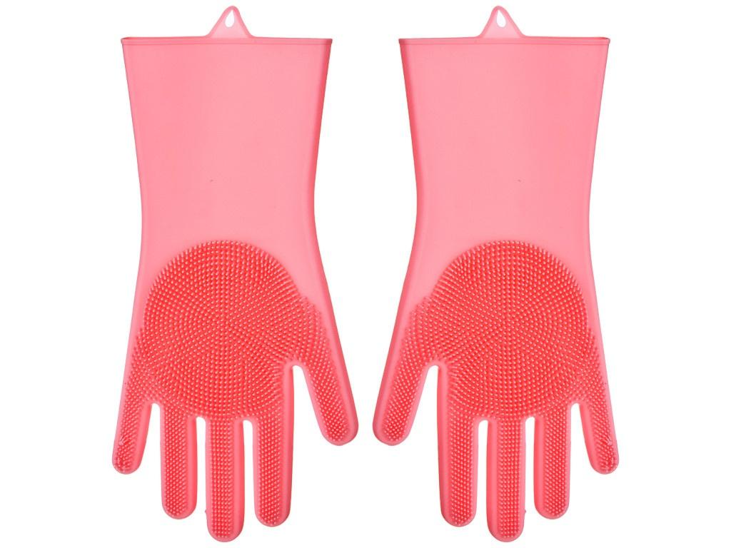 Силиконовые перчатки Agness 923-112