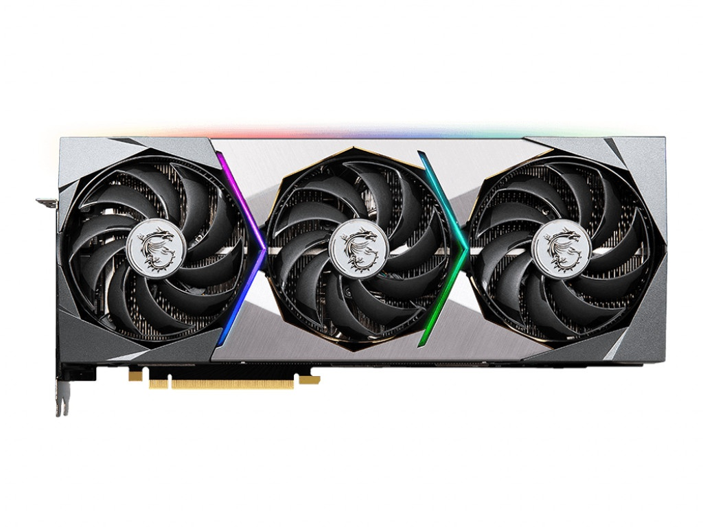 Видеокарта MSI GeForce RTX 3090 1815Mhz PCI-E 4.0 24576Mb 19500Mhz 384 bit 3xDP HDMI SUPRIM X 24G