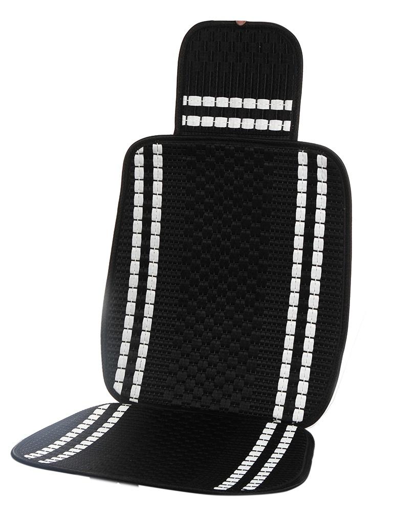 Массажер Накидка массажная PSV P2006 плетенный лен Black-White Line 132758