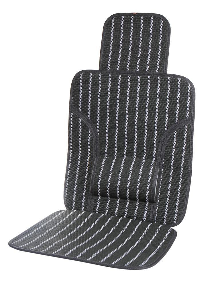 Массажер Накидка массажная PSV P2004 плетенный бамбук Grey 132753
