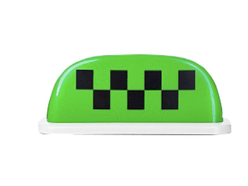 Знак Такси PSV TAXI 12V Green TX-sm-g / 129740