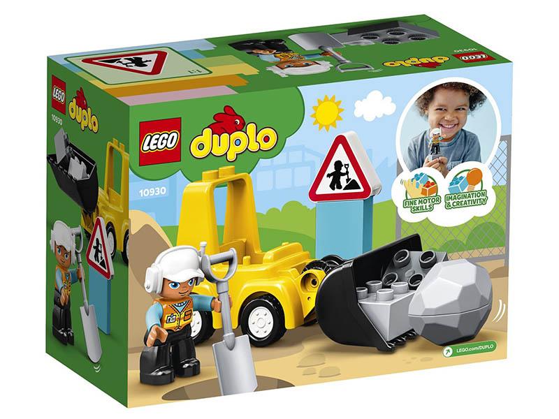 Конструктор Lego Duplo Бульдозер 10930