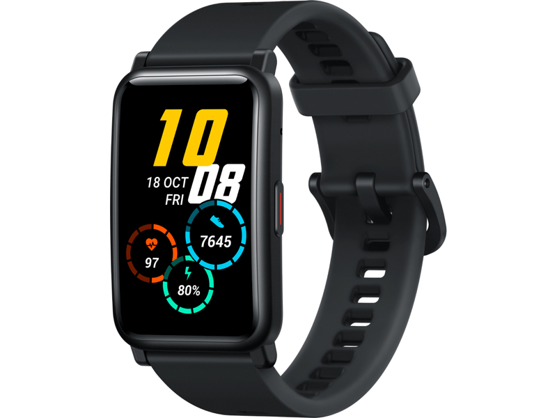 Умные часы Honor Watch ES HES-B09 Meteorite Black 55026052 Выгодный набор + серт. 200Р!!!