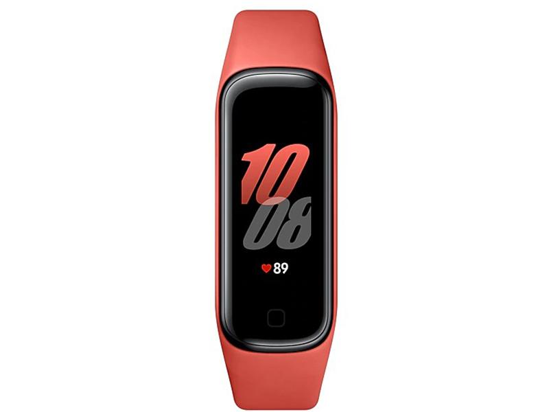 Умный браслет Samsung Galaxy Fit2 Red SM-R220NZRACIS Выгодный набор + серт. 200Р!!!