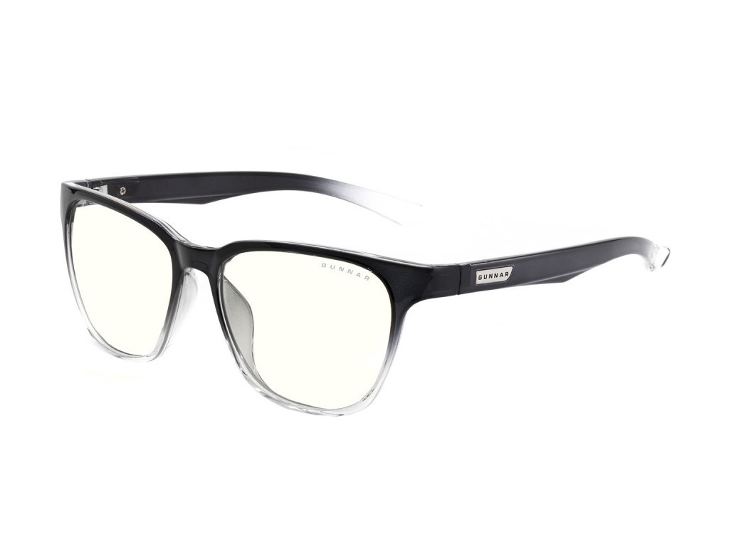 Очки компьютерные Gunnar Berkeley Clear Onyx Fade Black-White BER-05709