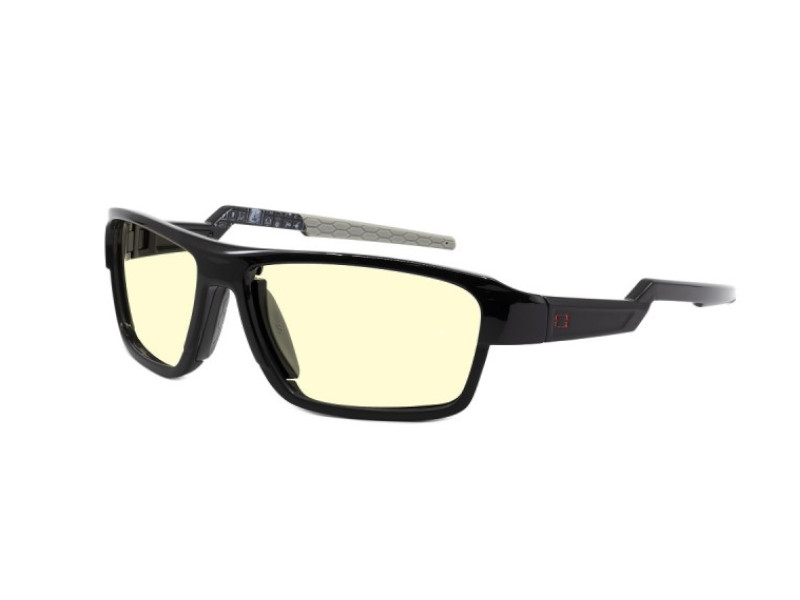 Очки компьютерные Gunnar Lightning Bolt 360 6 Siege Black-Grey LI3-00103