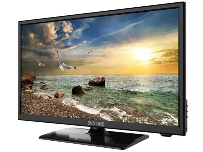 Телевизор SkyLine 22LT5900 Выгодный набор + серт. 200Р!!!