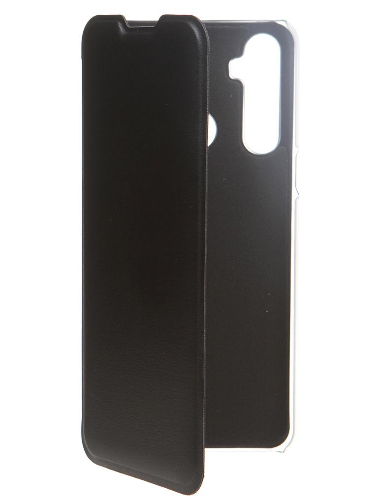 Чехол Red Line для Realme 6i Book Cover Black УТ000021312