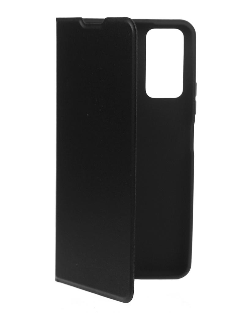 Чехол Red Line для Honor 10x Lite Book Cover Black УТ000023094
