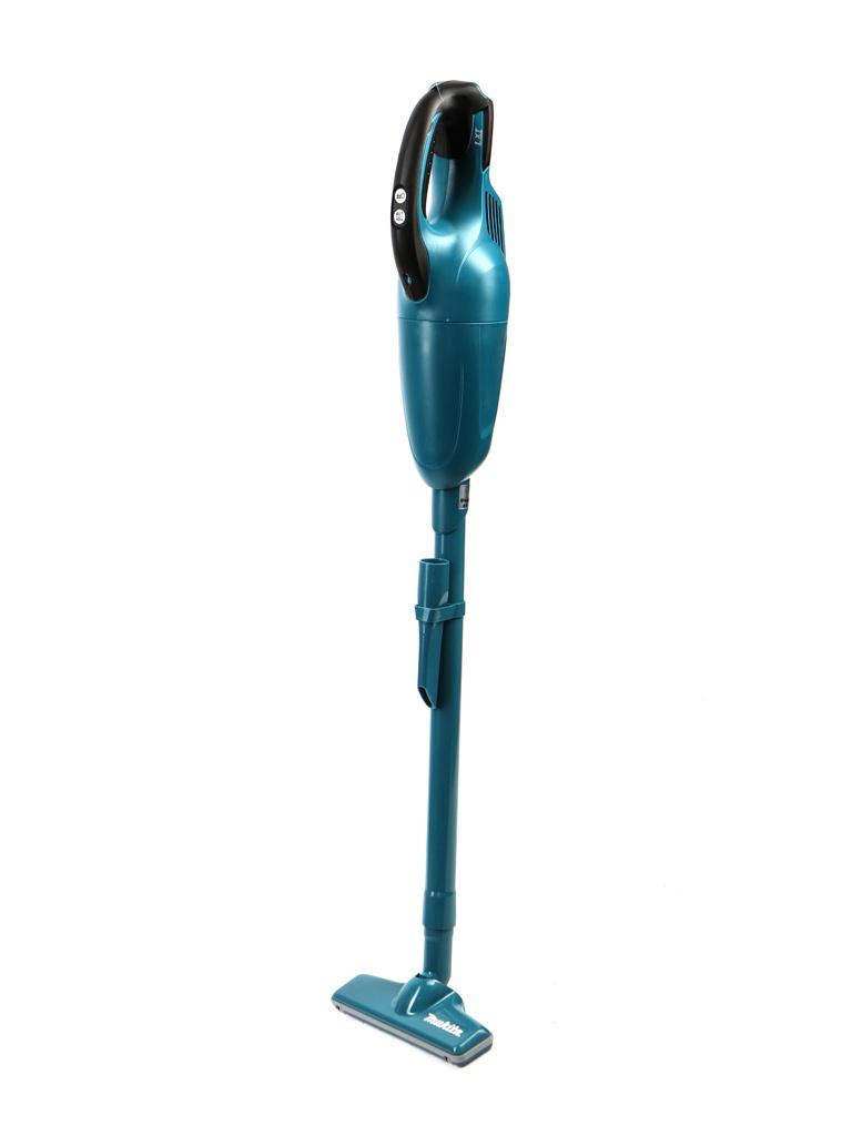 Пылесос Makita DCL181FZ Выгодный набор + серт. 200Р!!! электроинструмент makita ddf453rfe выгодный набор серт 200р