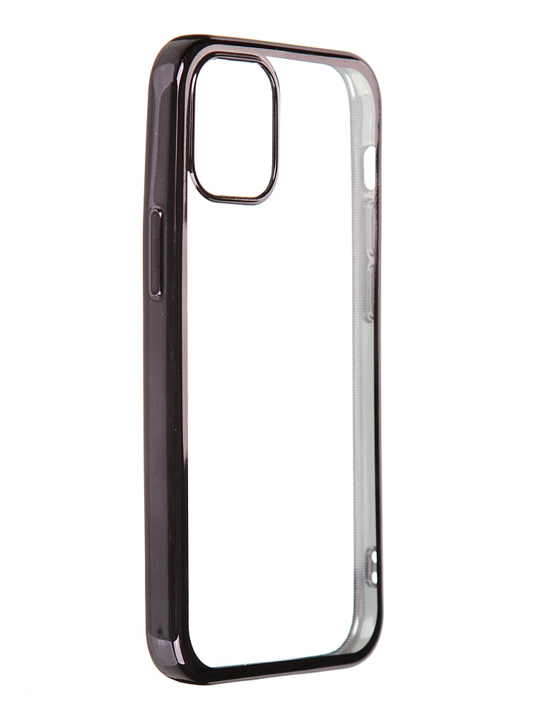 Чехол iBox для APPLE iPhone 12 mini (5.4) Blaze Silicone Black Frame УТ000022803 чехол ibox для apple iphone 11 pro blaze silicone transparent frame ут000020831