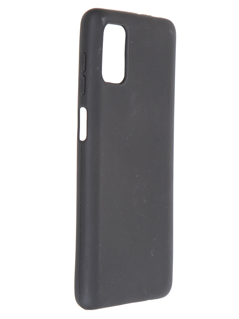 Чехол Zibelino для Samsung Galaxy M51 M515 Soft Matte Black ZSM-SAM-M51-BLK
