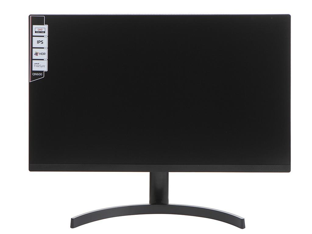 Монитор LG 27QN600-B Выгодный набор + серт. 200Р!!!