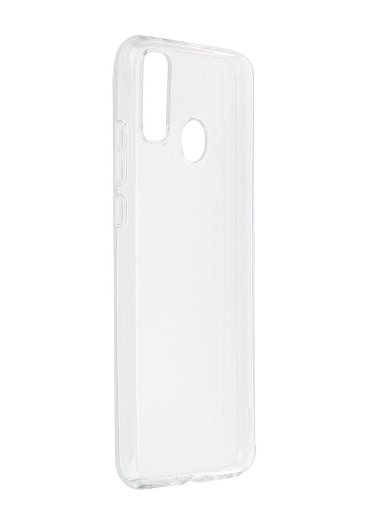 Чехол Zibelino для Honor 9X Lite Ultra Thin Case Premium Quality Transparent ZUTCP-HUA-HN-9X-L-TRN