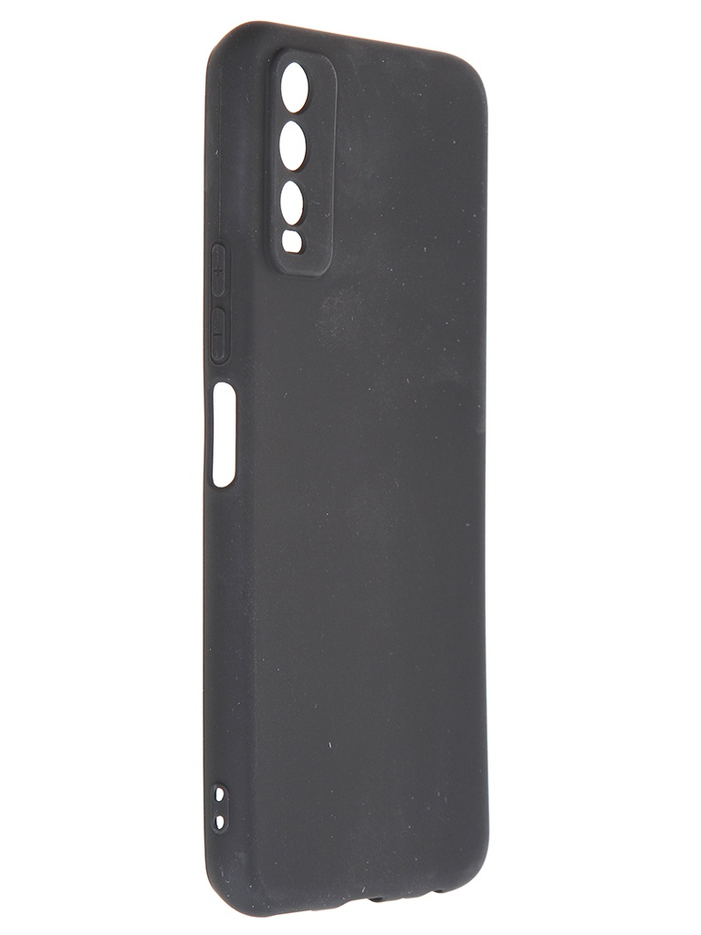 Чехол Red Line для Vivo Y20 Plus Ultimate Black УТ000022926