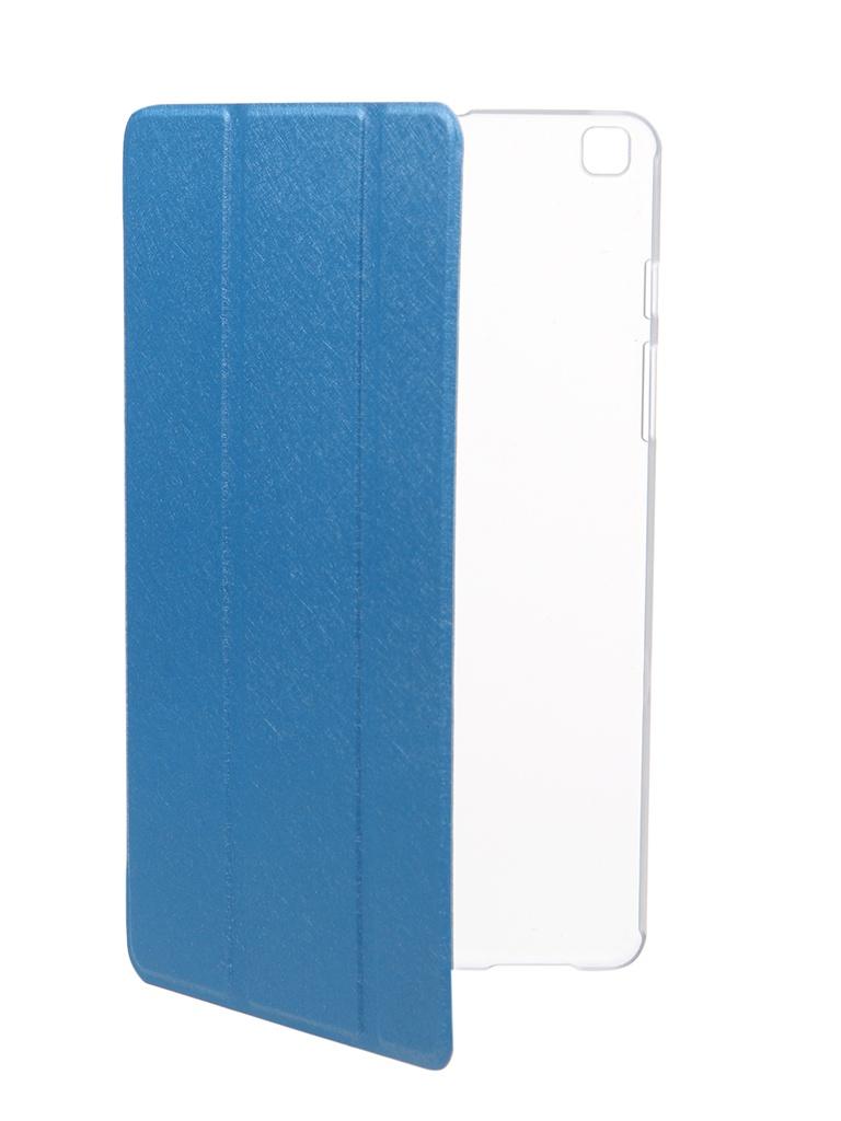 Чехол Zibelino для Samsung Galaxy Tab A T290/T295 Tablet Light Blue ZT-SAM-T290-LBLU-NM