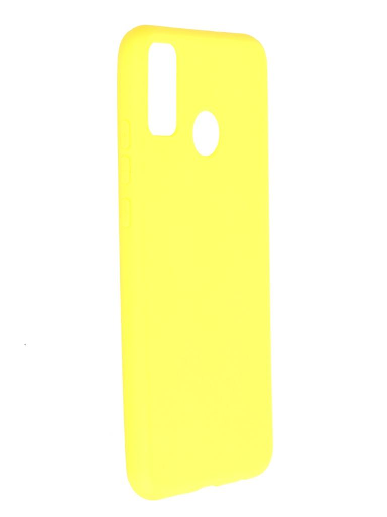 Чехол Red Line для Honor 9X Lite Ultimate Yellow УТ000022139