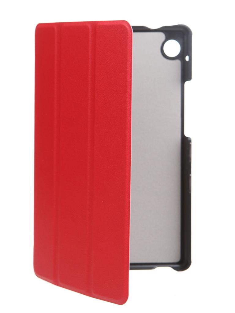 Чехол Zibelino для Huawei MatePad T8 Tablet с магнитом Red ZT-HUA-T8-8.0-RED