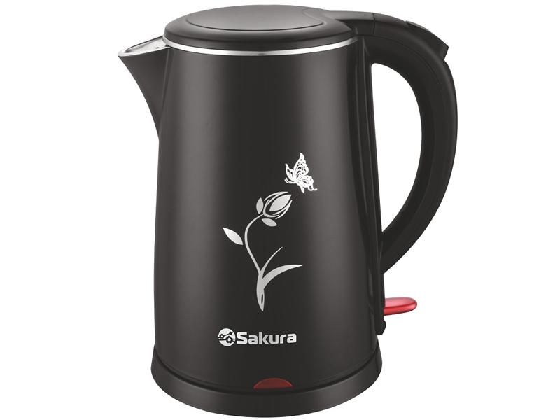 Чайник Sakura SA-2159BK 1.8L