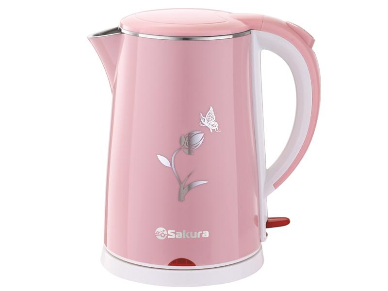 Чайник Sakura SA-2159WP 1.8L