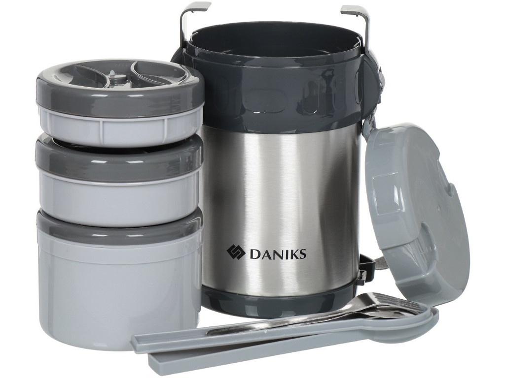Термос Daniks SL-200MY 2L 316133