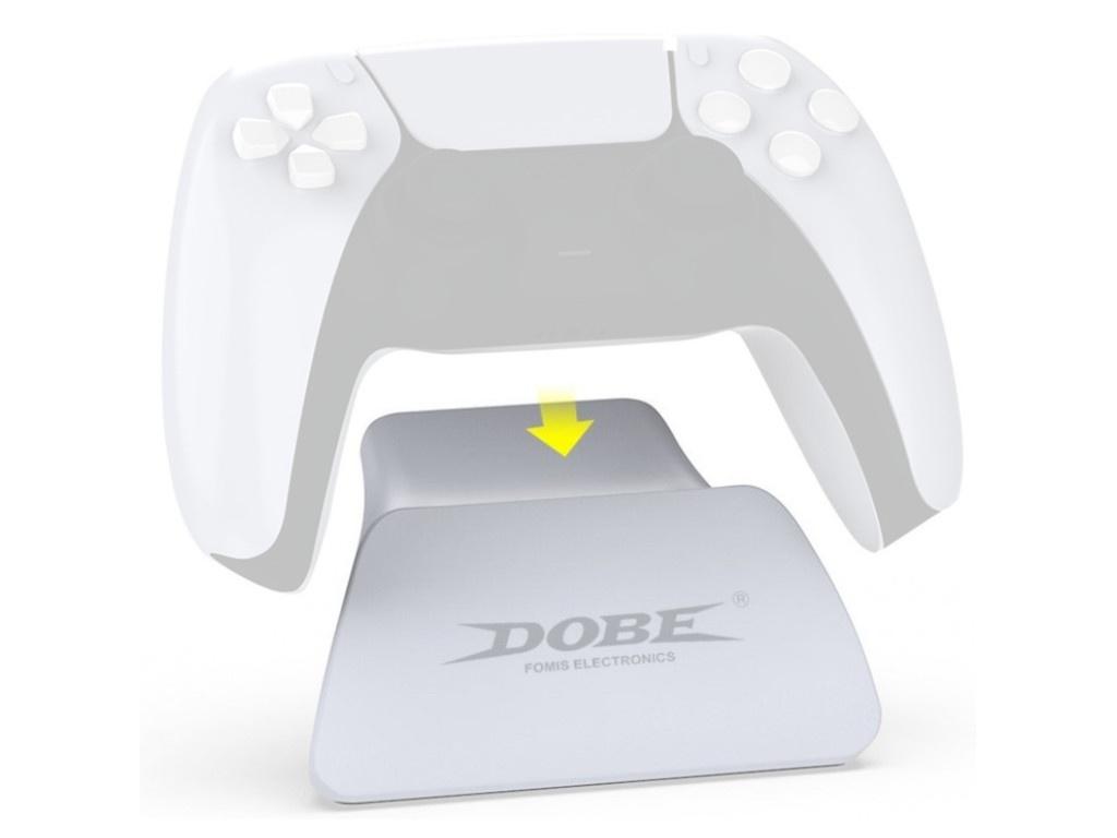 Подставка под джойстик Dobe DualSense PS5 Display Stand TP5-0537 White