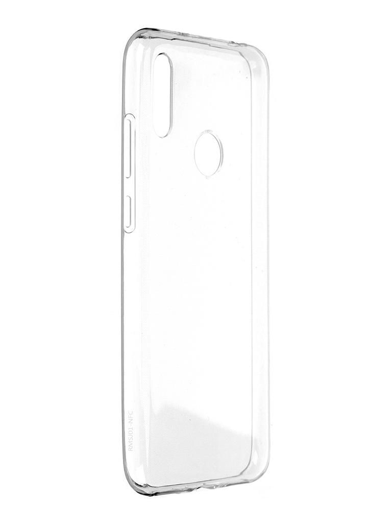 Чехол для Huawei Y6s Silicon Transparent 51993766